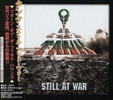 Tank: Still At War CD 2002 Bonus Tracks Zoom Club Spiritual Beast Japan OBI NEW