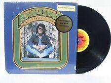 RANDY CORNER My First Album vinyl LP 1976 NM! promo sticker