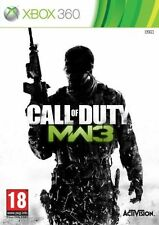 CALL OF DUTY MODERN WARFARE 3 NUEVO PAL ESPAÑA CASTELLANO XBOX 360