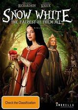 Snow White - The Fairest Of Them All (DVD, 2013)