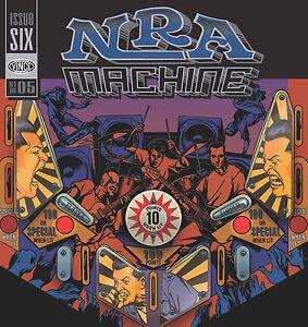 NRA Machine CD Dutch Punk Rock Hardcore Naked Raygun Dag Nasty Gearhead Records