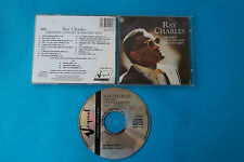 """RAY CHARLES """" GREATEST COUNTRY AND WESTERN HITS """" CD 1988 DUNHILL C.C. NUOVO"""