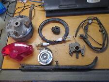 Yamaha OEM Parts Lot #4 Brake Hub Stand Electric Loom Horn Etc