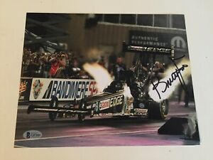 Brittany Force Autographed Signed 8X10 Photo - Beckett