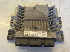 Ford Galaxy ECU Set 6G91-12A650-EL 2006 Galaxy 2.0 TDCI MANUAL ECU 4GCL J38AC