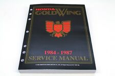 Service Repair Shop Manual 84 85 86 87 GL 1200 Gold Wing OEM Honda Book #N37