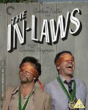 The in Laws - Criterion Collection Blu-ray UK BLURAY