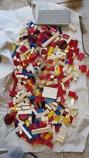 Alte Legosteine Konvult bespielt Bausteine Duplo Playmobil Kinder spielen