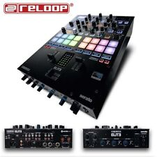 Reloop Elite Professional 2-Channel USB Serato DVS DJ Club Mixer with Effects