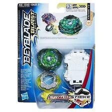 LOT OF 2-Hasbro Beyblade Burst Evolution Switch Strike Fafnir F3 DR34/TS01 E1038