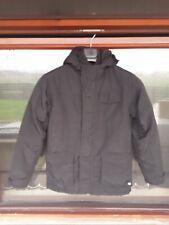 Boys Demo Winter Jacket Age 11-12 Years Black With Detachable Fleece exclusive