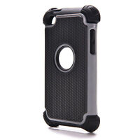 Delicate Triple ShockProof Protective Case Cover for IPod Touch 4th Fine EF