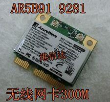 atheros AR5b91 AR9281 AR5009 300M Wlan Card SONY