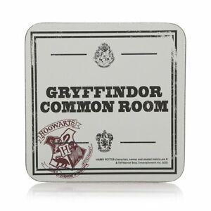 Harry Potter Drinks Coaster Gryffindor Common Room