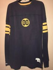 Green Bay ACME Packers Mitchell & Ness #00 Throwback Jersey Men's LG