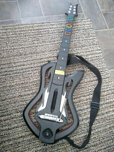 Guitar Hero Warriors of Rock Wireless Controller PlayStation 3 PS3 *NO DONGLE*