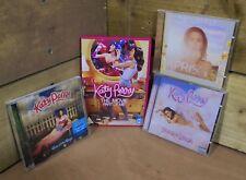 Katy Perry Album/DVD Bundle: Prism, Teenage Dream, One of Boys, The Movie Part M