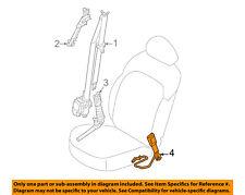 KIA OEM 11-16 Sportage Front Seat Belt-Buckle Left 888303W500WK