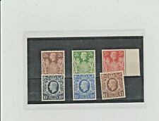 GB. SG476-478c. MINT SET. CAT £ 425.00.