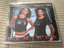 AZUCAR MORENO - TEQUILA REMIXES CD SINGLE EPIC 2002 NUEVO PRECINTADO SEALED