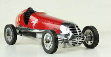 BB Korn Indianapolis Red Aluminum Tether Race Racing Car Model Spindizzy Replica