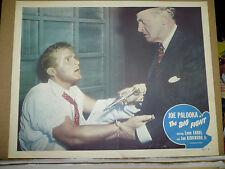 THE BIG FIGHT, orig 1949 LC #7 [Joe Kirkwood Jr.]
