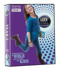 LIVE Children's Curriculum Year 3 Media Pack