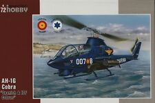 "SPECIAL HOBBY SH 72274 1:72 AH-1G Cobra ""Spanish & IDF Cobras"""