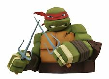 Teenage Mutant Ninja Turtles Raphael Bust Bank Diamond Select Toys