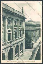 Rieti Città Posta PIEGHINE FG cartolina ZF8140