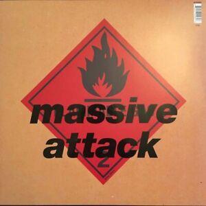 Massive Attack Blue Lines Vinyl Record: Vinyl