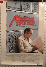 Original Movie Poster American Splendor Double Sided 27x40