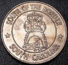 South Carolina, South of the Border Good Luck Souvenir Token