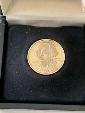 New listing George Washington Bicentennial Commemorative Coin .500 Fine Gold - Rare!