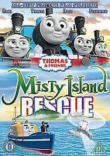 Thomas And Friends - Misty Island Rescue Dvd Brand New & Factory Sealed
