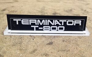 Display Plate Terminator Acrylic Perspex High quality
