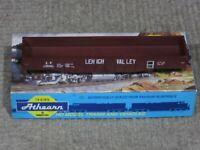 Athearn HO Scale Lehigh Valley 50 Foot Gondola No. 32952 Assembled Kit New