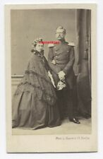 More details for c1860's cdv victoria & prince frederick iii of prussia germany royalty
