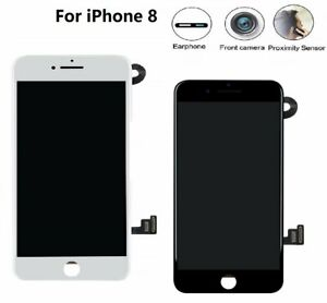 Replacement Screen Digitizer LCD Touch Display Full Assembly For iPhone 8 8 Plus