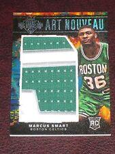 Marcus Smart 2014-15 Panini Court Kings Patch RC /10 Rookie Art Nouveau Celtics