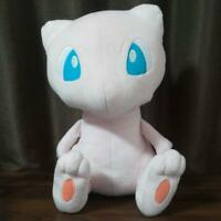 Banpresto Pokemon Focus Rare's Pokemon Very big stuffed plush Mew 40cm japan