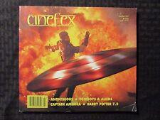 2011 CINEFEX Magazine #127 FN- 5.5 Captain America The First Avenger