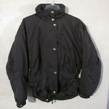 V6909 Nordica Classics Women's Size 8 Black Full Zip Winter Jacket