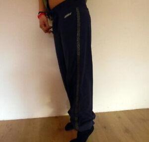 Dimensione Danza pantaloni viola scuro misure XS-M