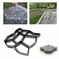 DIY Pflasterform Betonpflaster Gießform Schalungsform Schablone Garten Gehweg