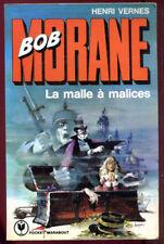 HENRI VERNES: BOB MORANE N°138. MARABOUT. Edition originale. 1976.