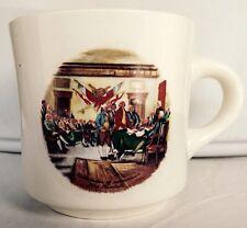 1970s BOY SCOUTS OF AMERICA TIDEWATER COUNCIL COFFEE MUG, SKI-CO-AK DISTRICT, VA