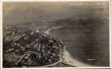 Falmouth from the Air # 4637A by Airco.