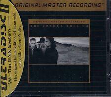 U2 The Joshua Tree MFSL Gold CD UDCD 650