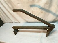 ANTIQUE/VINTAGE Metal .  BRICK CARRIER ADJUSTABE  MASONRY TOOL